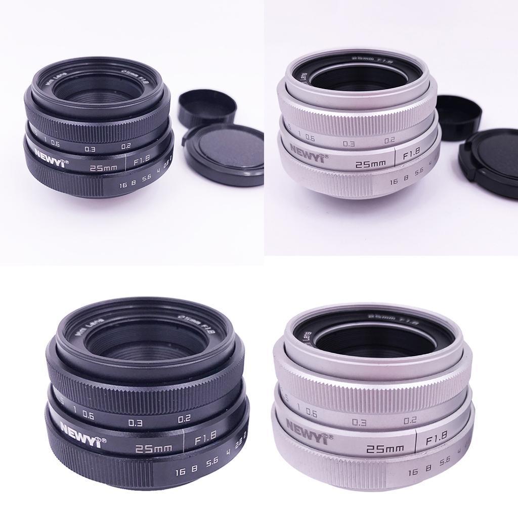 Mini-25mm-F1-8-APS-C-Television-TV-Lens-CCTV-Lens-for-16mm-C-Mount-Camera thumbnail 3