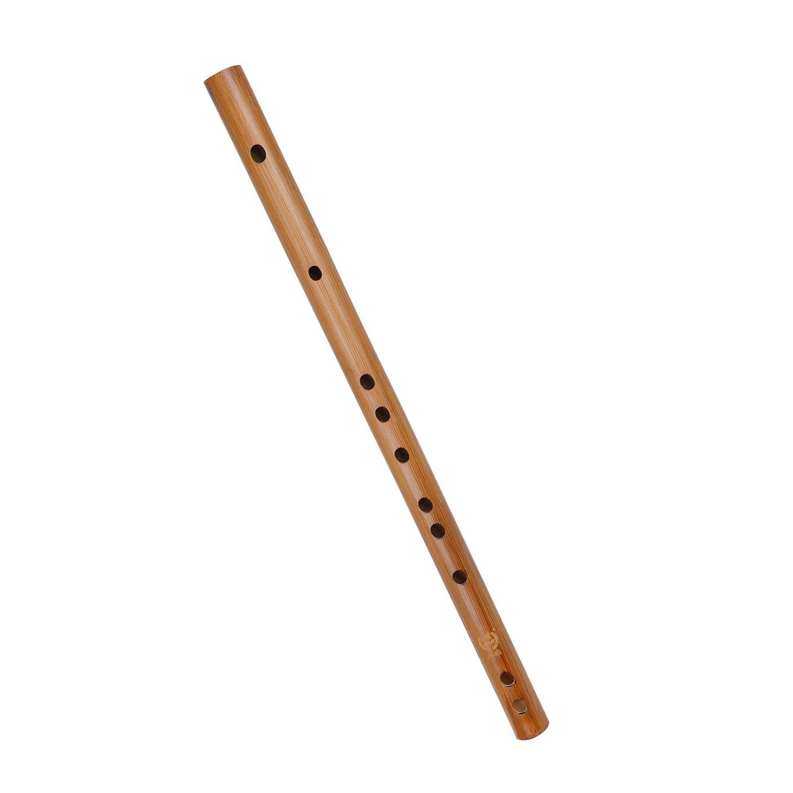 miniatura 15 - Unico-Indiano-di-Legno-Flauto-Strumento-Musicale-Registratore-Bansuri-Regalo