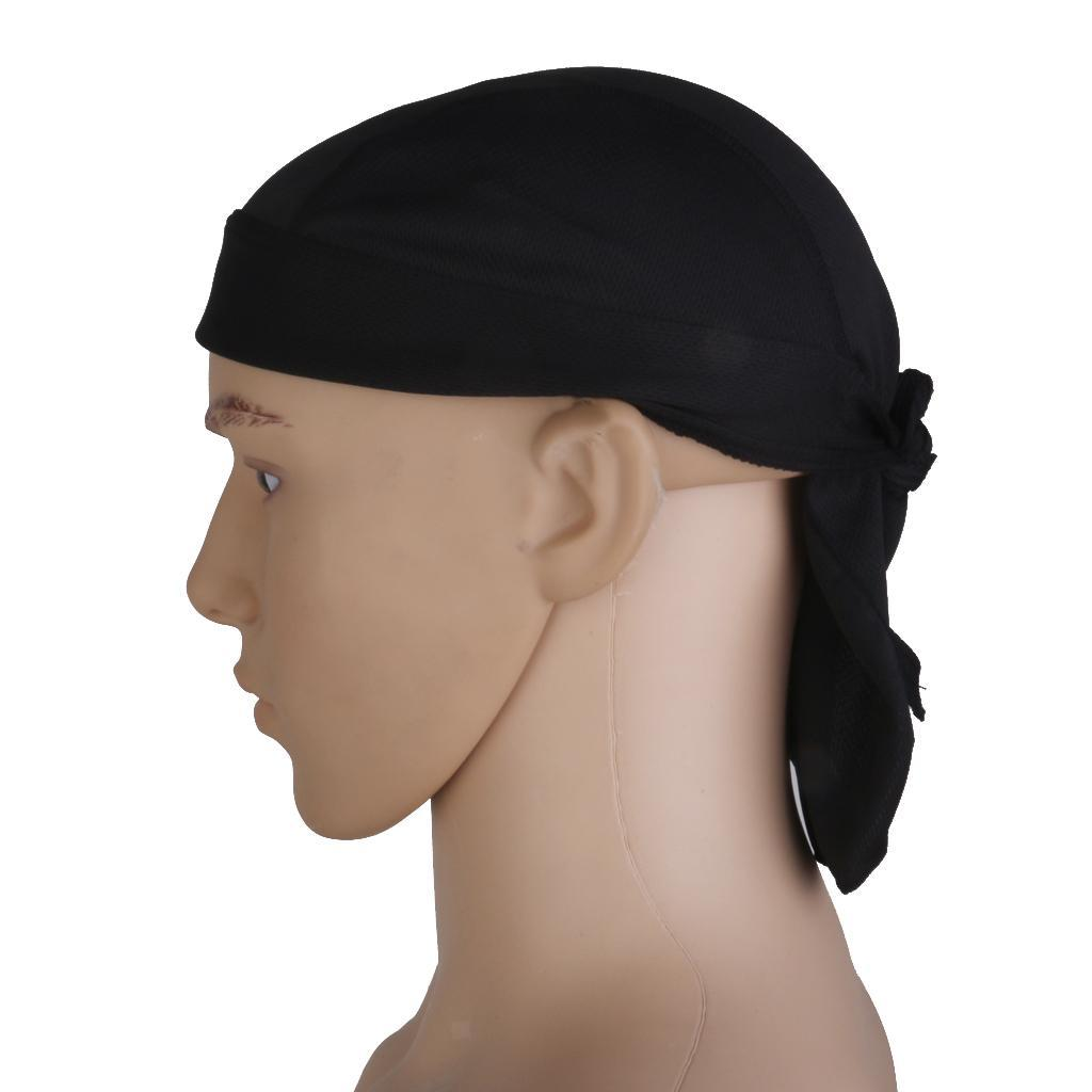 UV-Protect-Head-Wrap-Cap-Pirate-Shawl-Scarf-Hat-Bandana-Tribal-Camping-Riding thumbnail 6