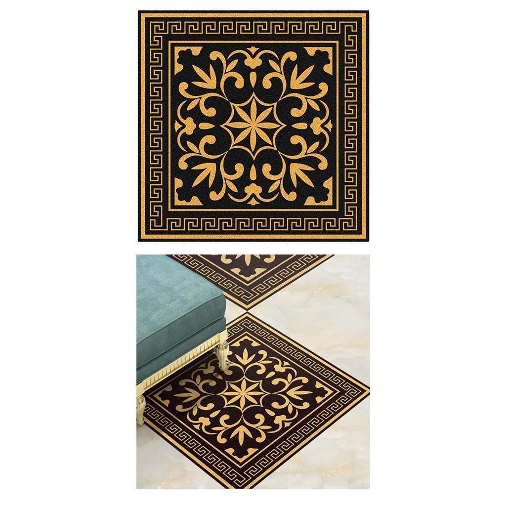 Vinyl-Wall-Tile-Stickers-Decals-Kitchen-Bathroom-Home-Decor-60x60cm thumbnail 14