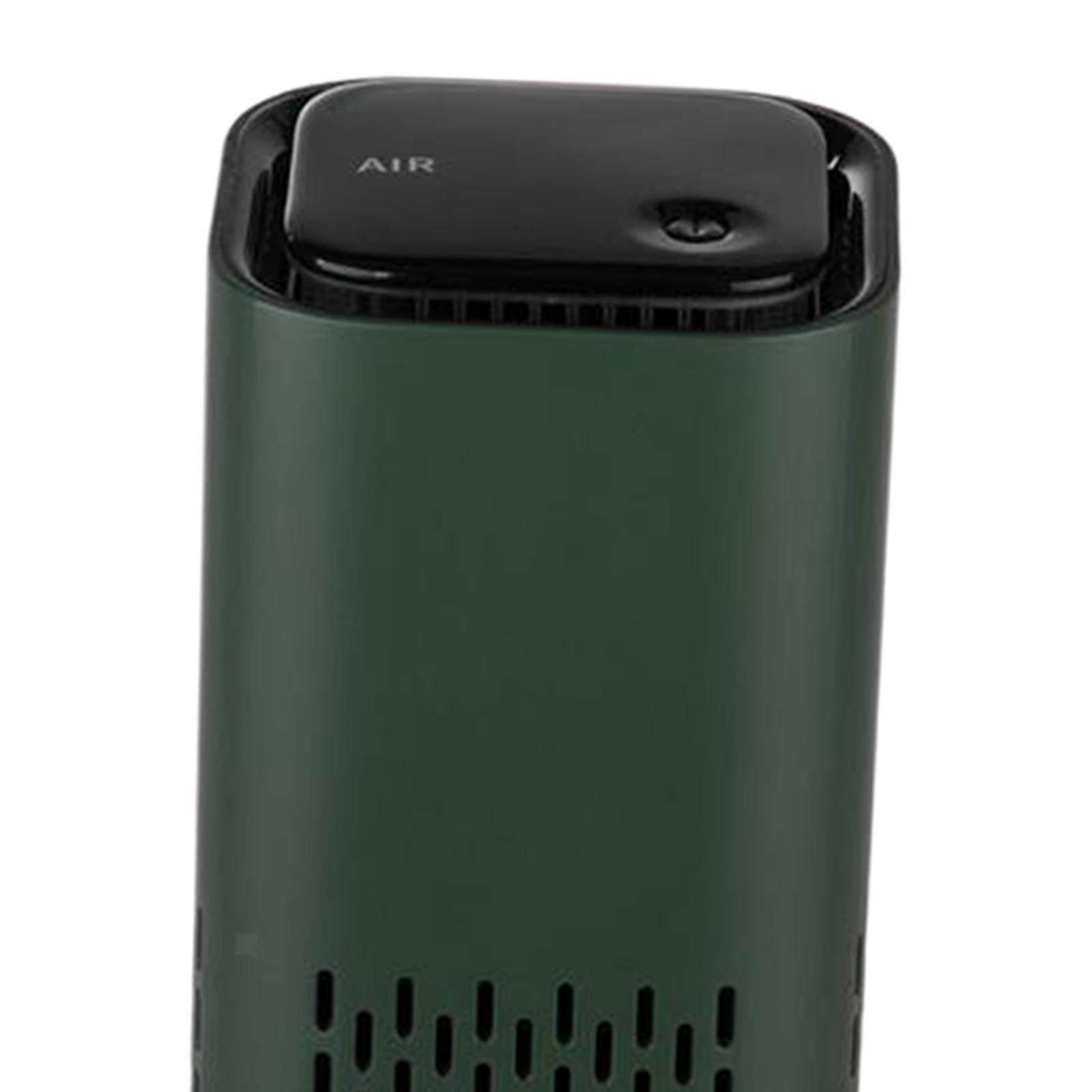 Indexbild 24 - Tragbare Mini Purifier für Hause Entfernen Rauch Pollen Luft Reiniger mit