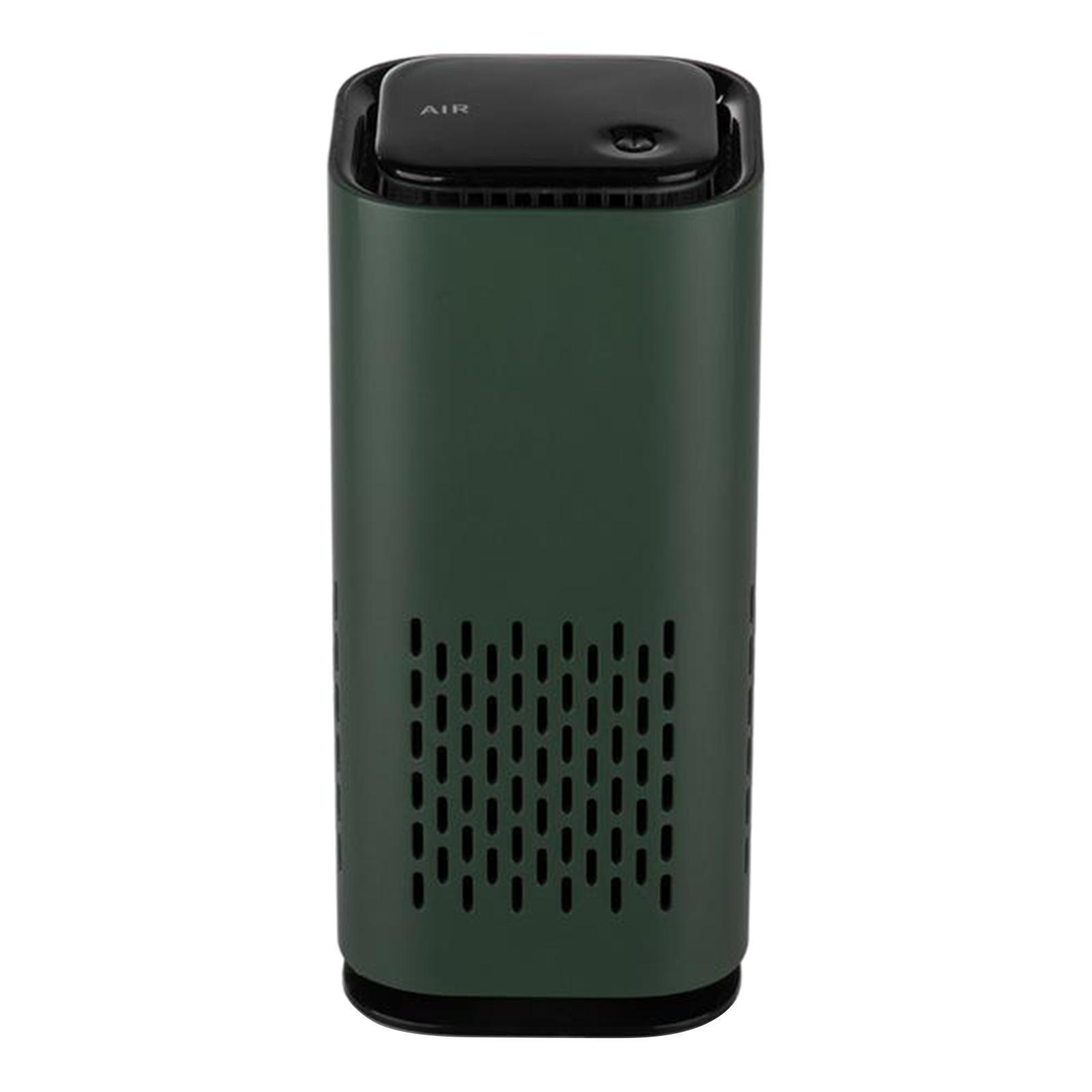 Indexbild 21 - Tragbare Mini Purifier für Hause Entfernen Rauch Pollen Luft Reiniger mit