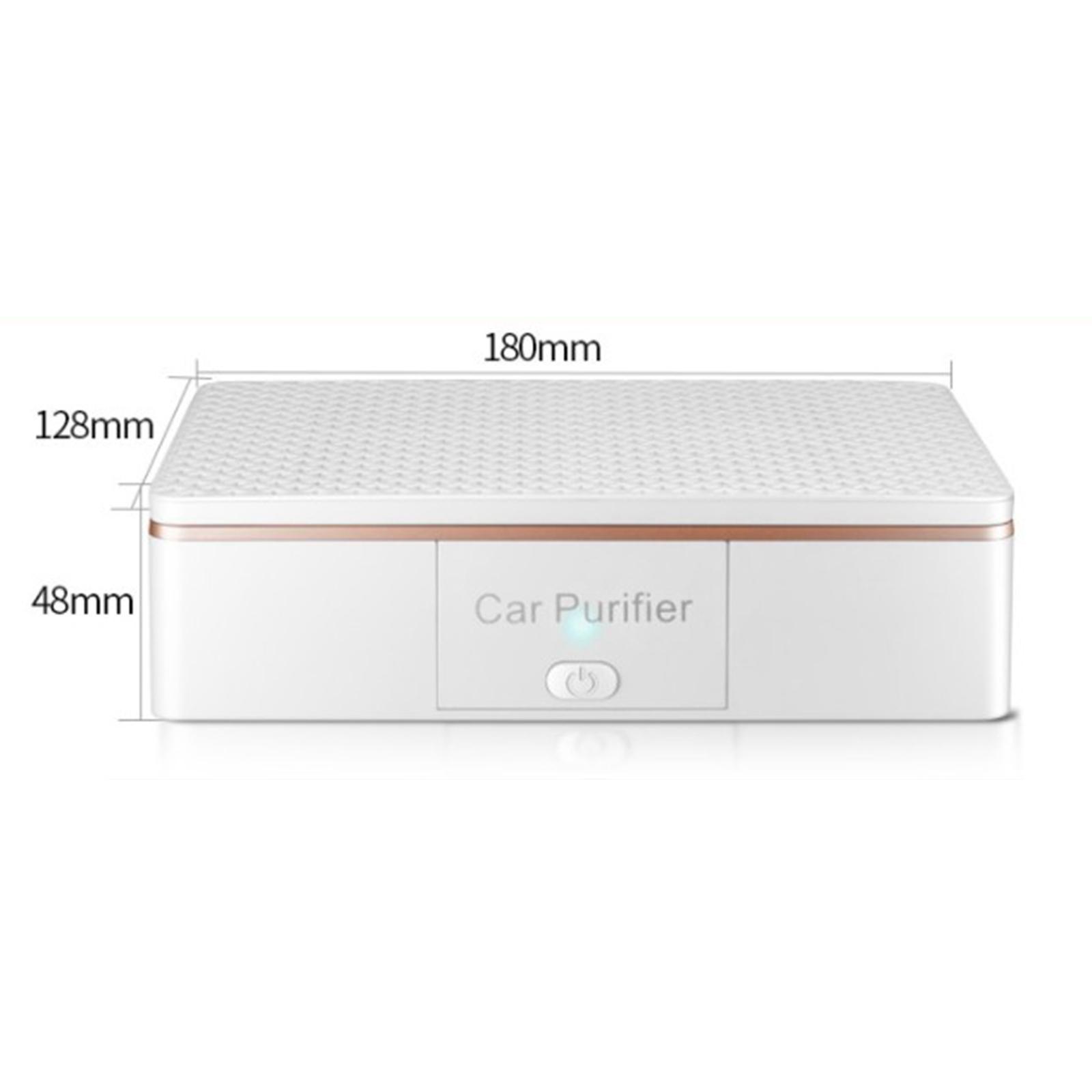 Indexbild 5 - Auto Air Purifier Luft Reiniger Deodorizer Ionisator für Home Office