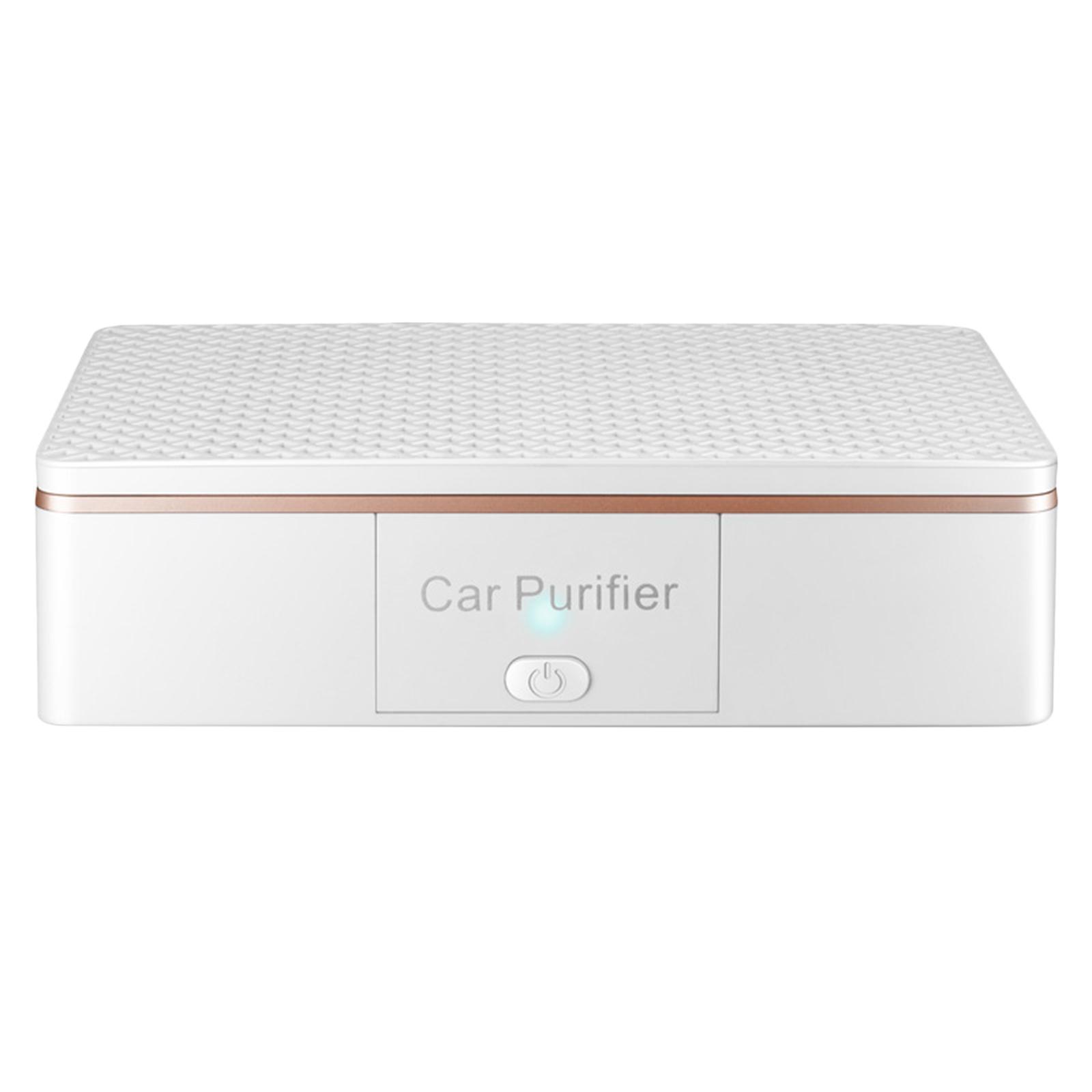 Indexbild 4 - Auto Air Purifier Luft Reiniger Deodorizer Ionisator für Home Office