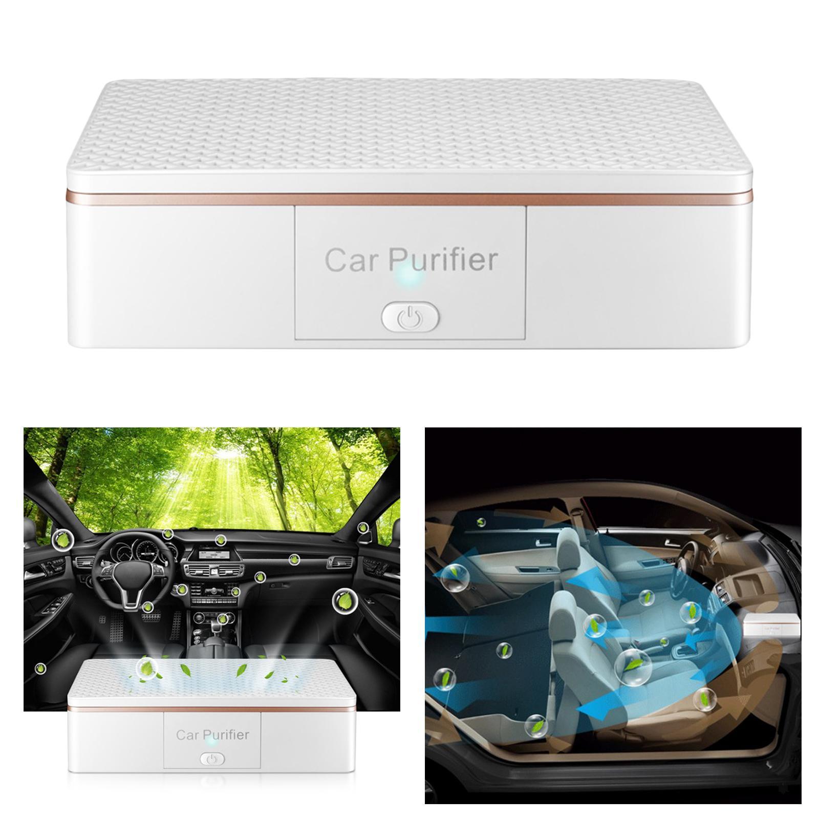 Indexbild 6 - Auto Air Purifier Luft Reiniger Deodorizer Ionisator für Home Office