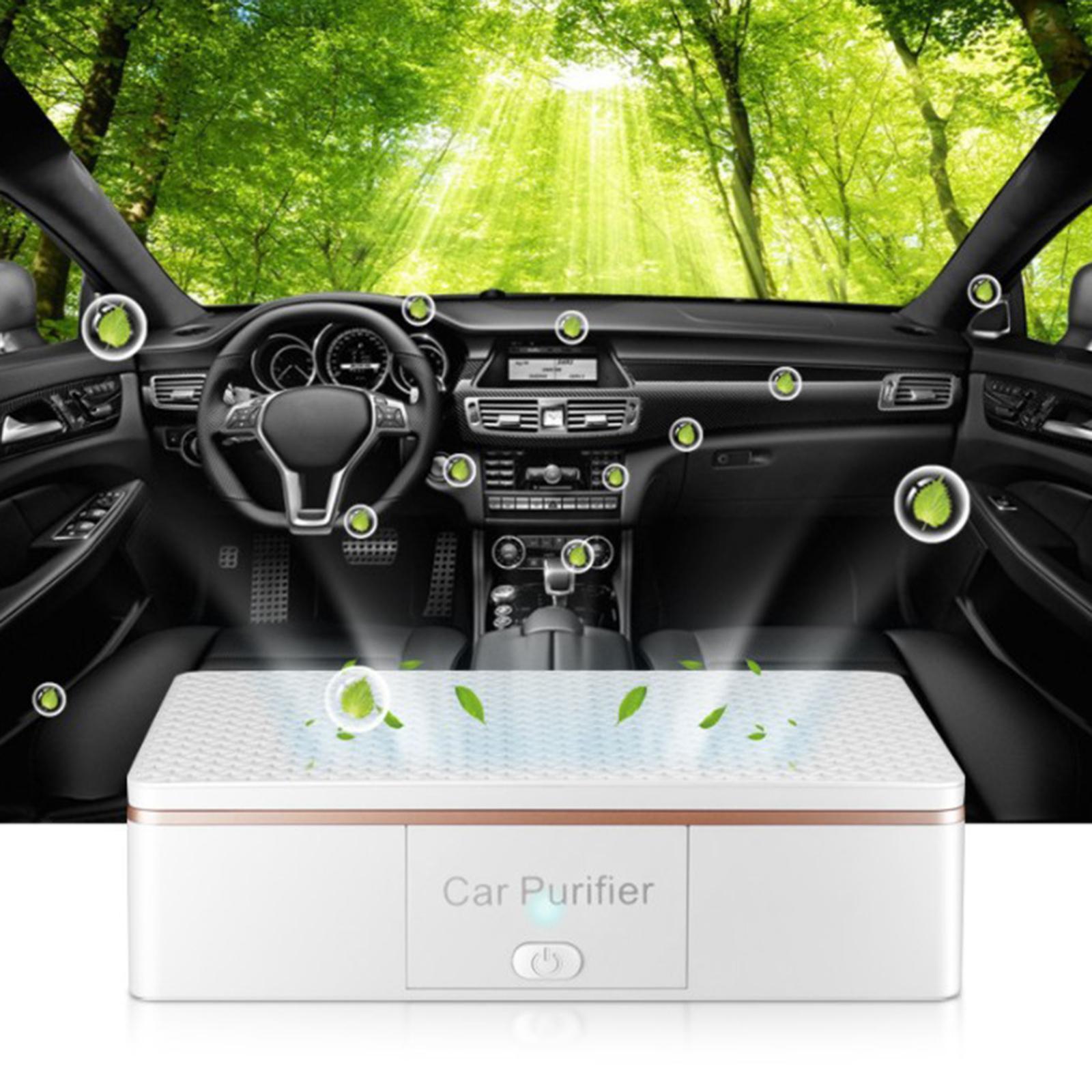 Indexbild 3 - Auto Air Purifier Luft Reiniger Deodorizer Ionisator für Home Office