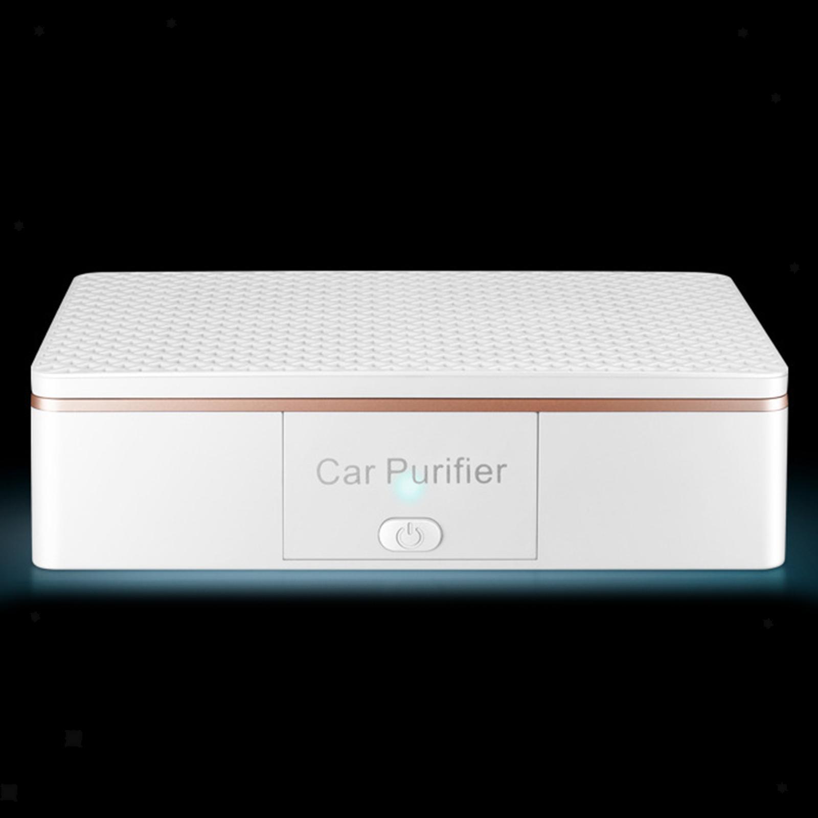 Indexbild 12 - Auto Air Purifier Luft Reiniger Deodorizer Ionisator für Home Office