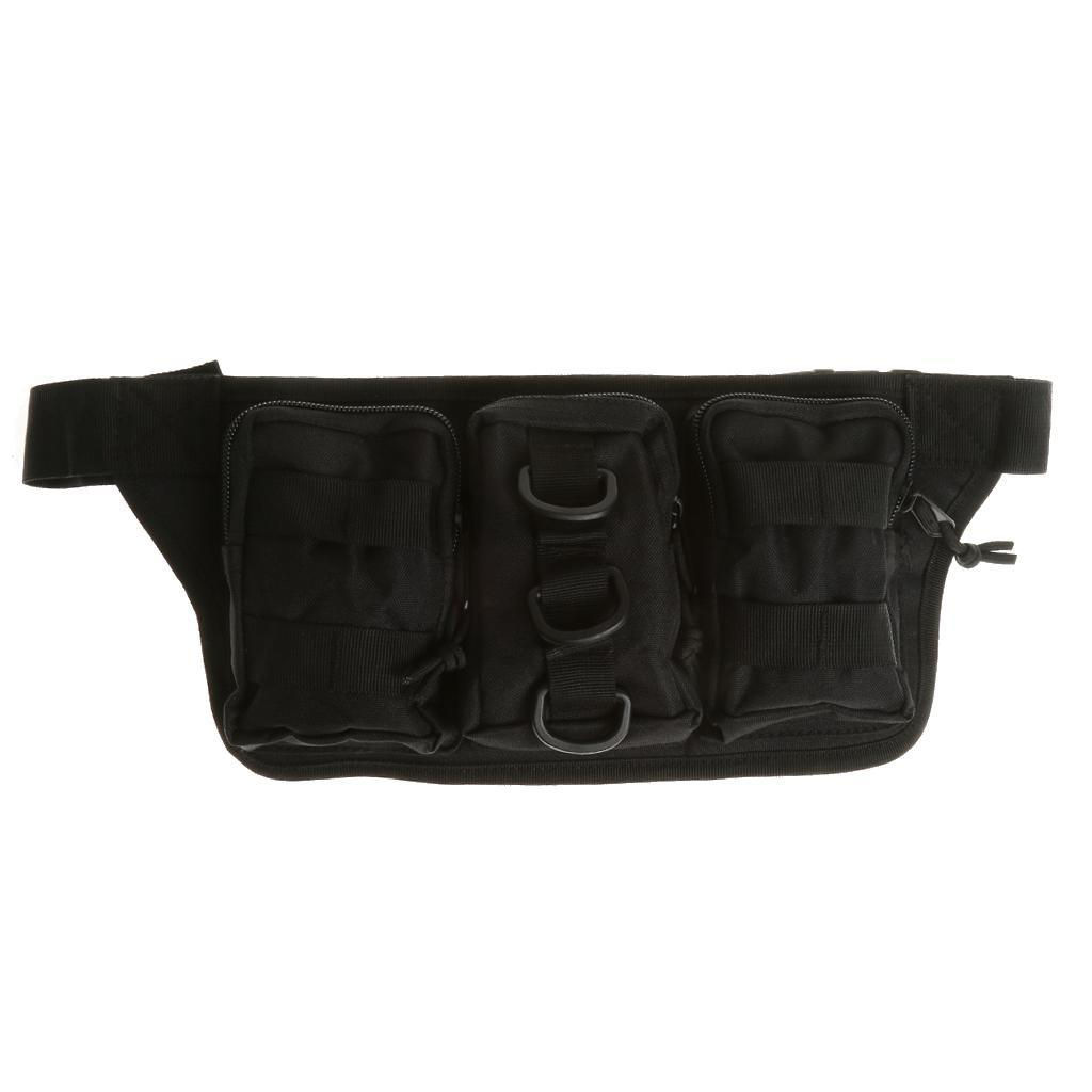 Tactical-Utility-Fanny-Pack-Waist-Belt-Bag-Outdoor-Sports-Hiking-Hunting-Pouch thumbnail 3