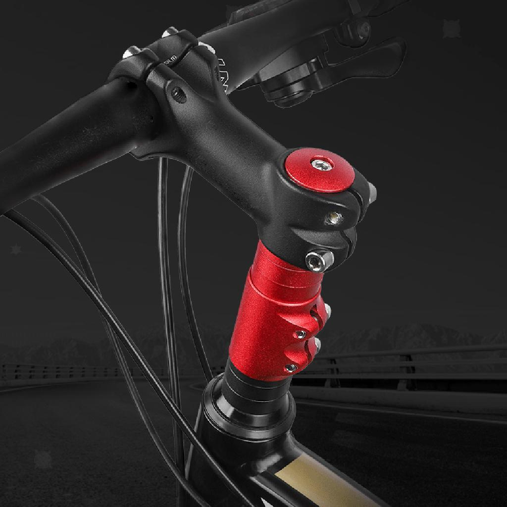 Bicycle-Handlebar-Fork-Stem-Extender-Riser-MTB-Road-Bike-Headset-Adaptor thumbnail 4