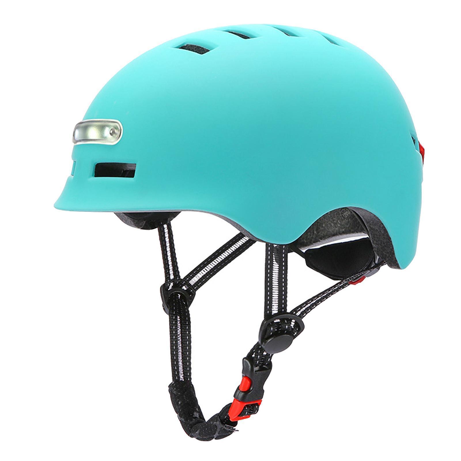 Casco-da-ciclismo-per-skateboard-Casco-da-bici-per-pendolari-con-scooter-da miniatura 16