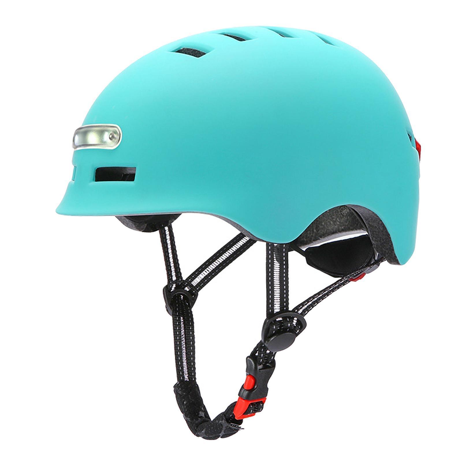Casco-da-ciclismo-per-skateboard-Casco-da-bici-per-pendolari-con-scooter-da miniatura 15