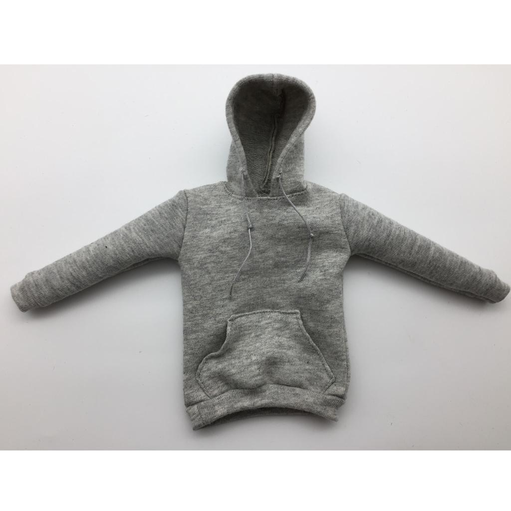 1-6-Scale-Jacket-Hoodie-T-shirt-Jeans-Accessories-for-12-039-039-Figure-Hot-Toys miniature 11