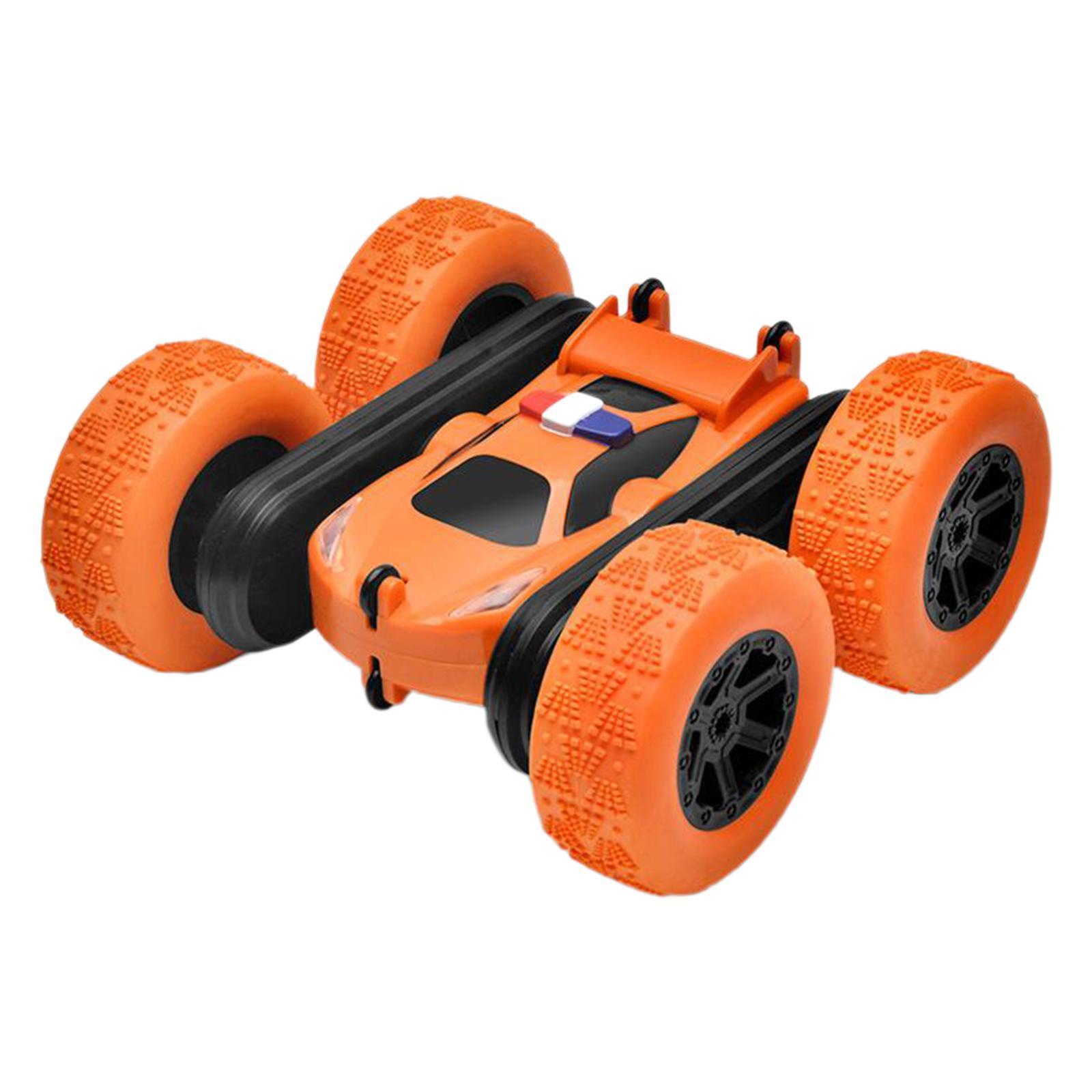 miniatura 38 - Telecomando Auto Stunt Car Giocattolo Per Bambini 2.4GHz di Controllo Remoto