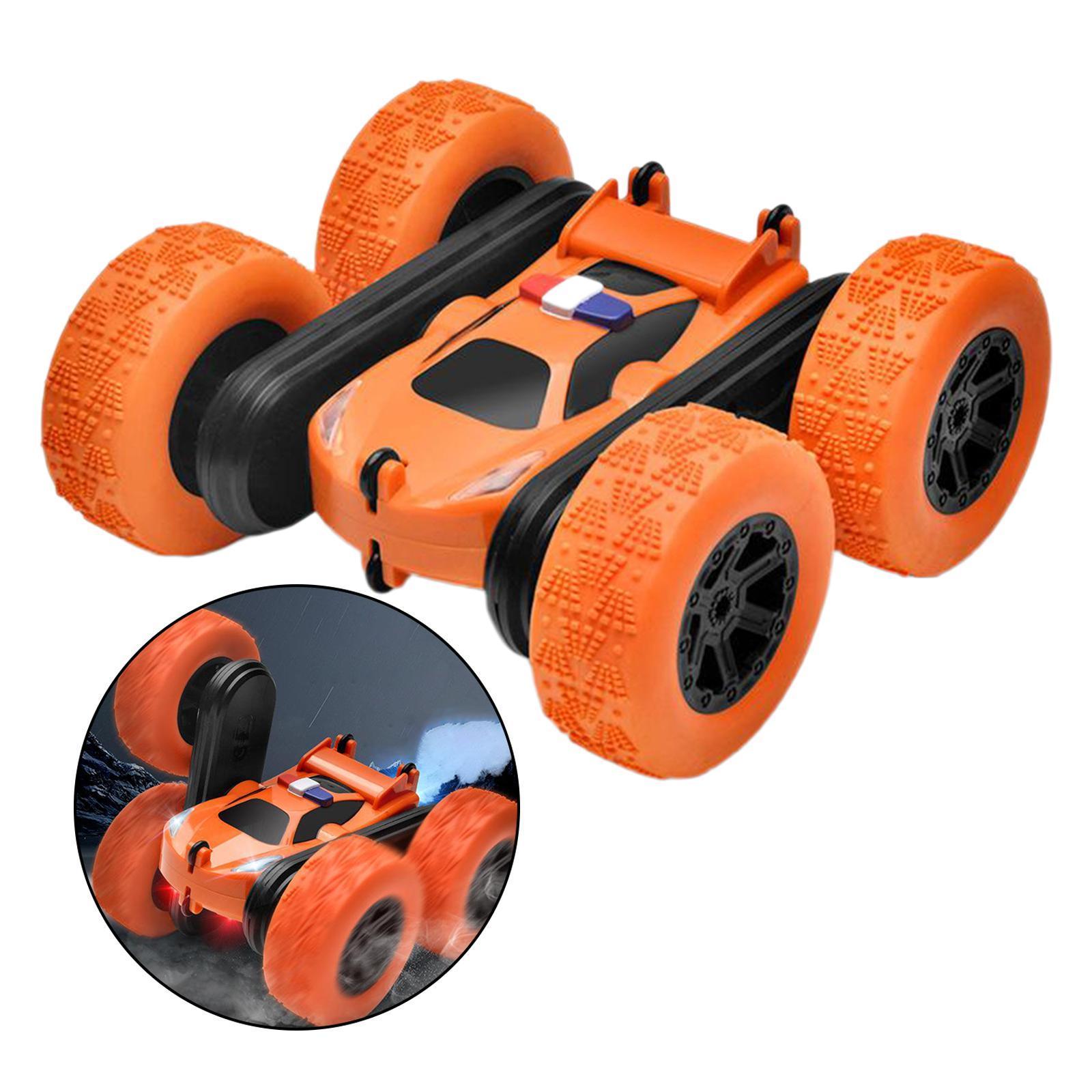 miniatura 43 - Telecomando Auto Stunt Car Giocattolo Per Bambini 2.4GHz di Controllo Remoto