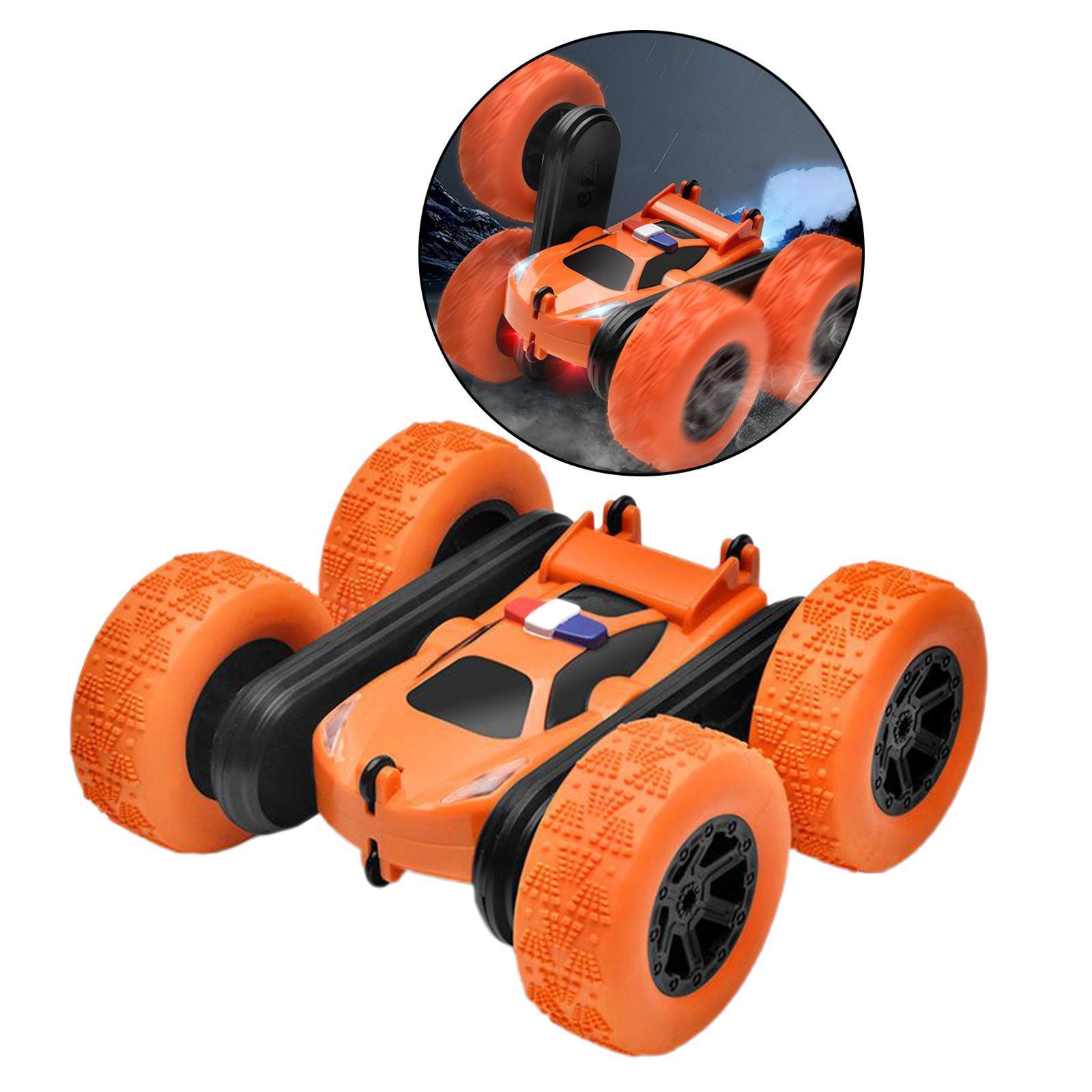 miniatura 39 - Telecomando Auto Stunt Car Giocattolo Per Bambini 2.4GHz di Controllo Remoto