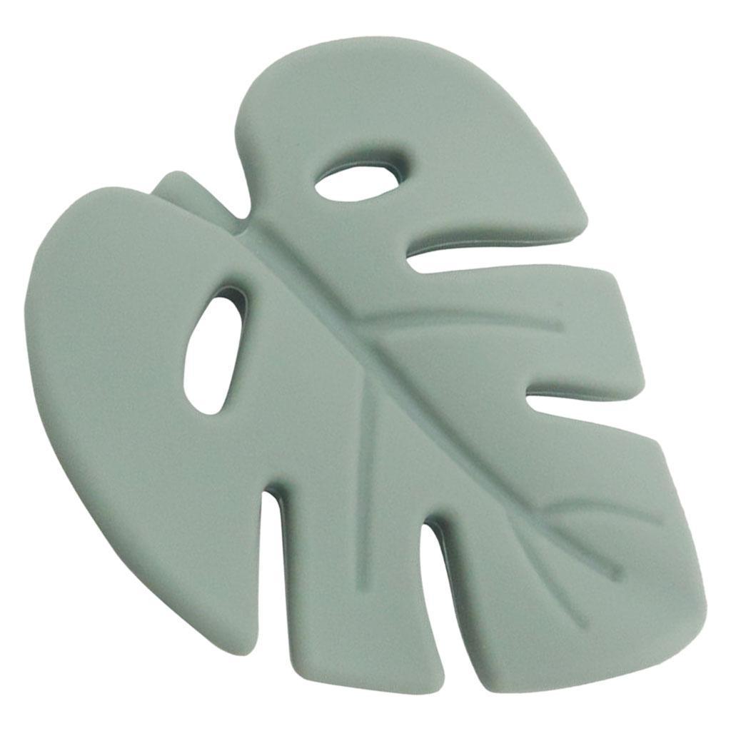 miniatura 13 - 1pc Silicone Baby Teethers Dentizione Giocattolo Masticabile per Neonato