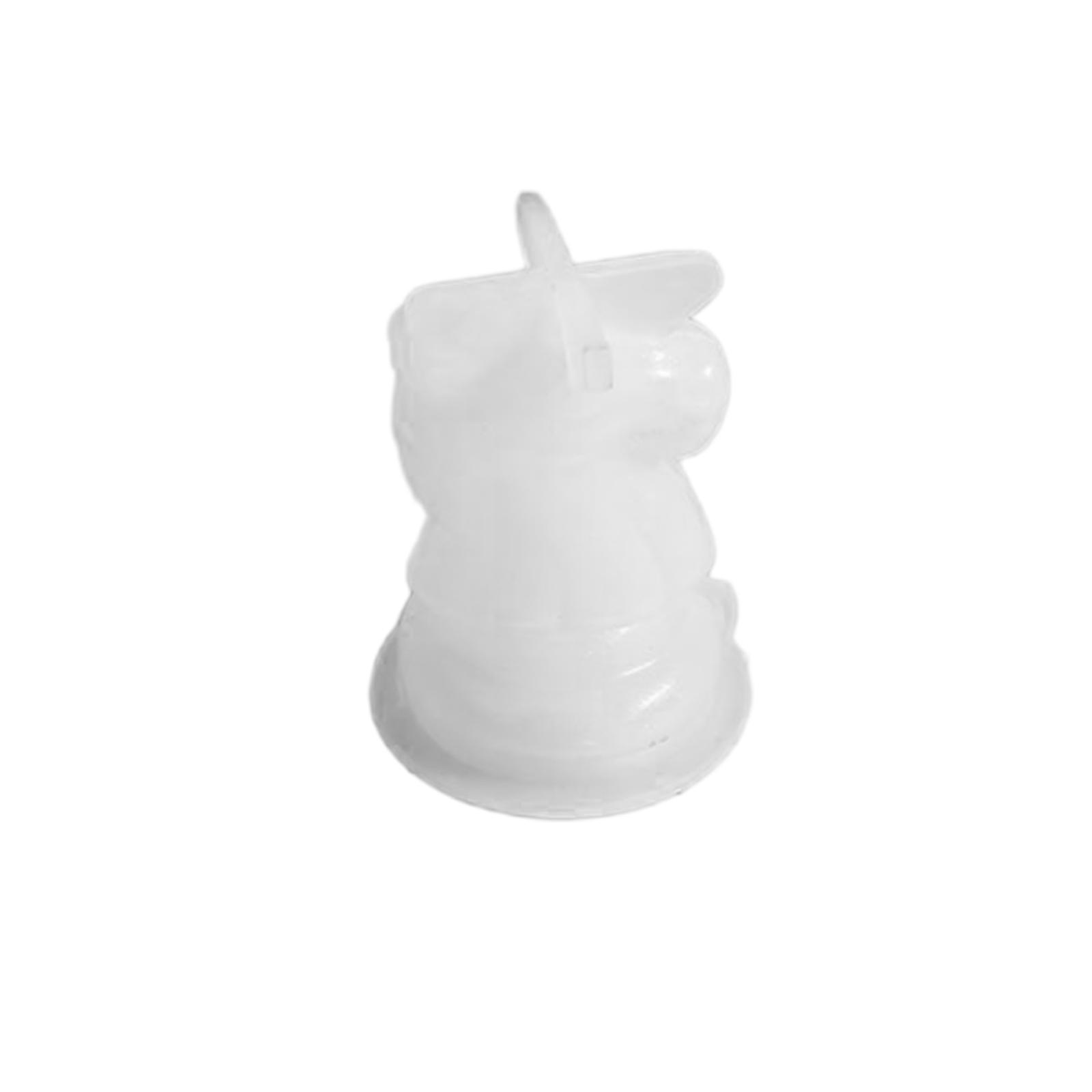 miniatura 4 - Scacchi Bordo Stampo In Silicone Pezzo Degli Scacchi Casting Mould
