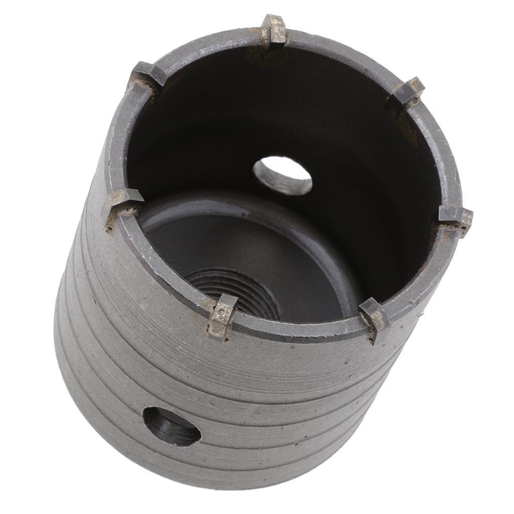 Punta-Trapano-Fresa-A-Foro-In-Carburo-Per-Calcestruzzo-Mattoni-Cemento miniatura 18