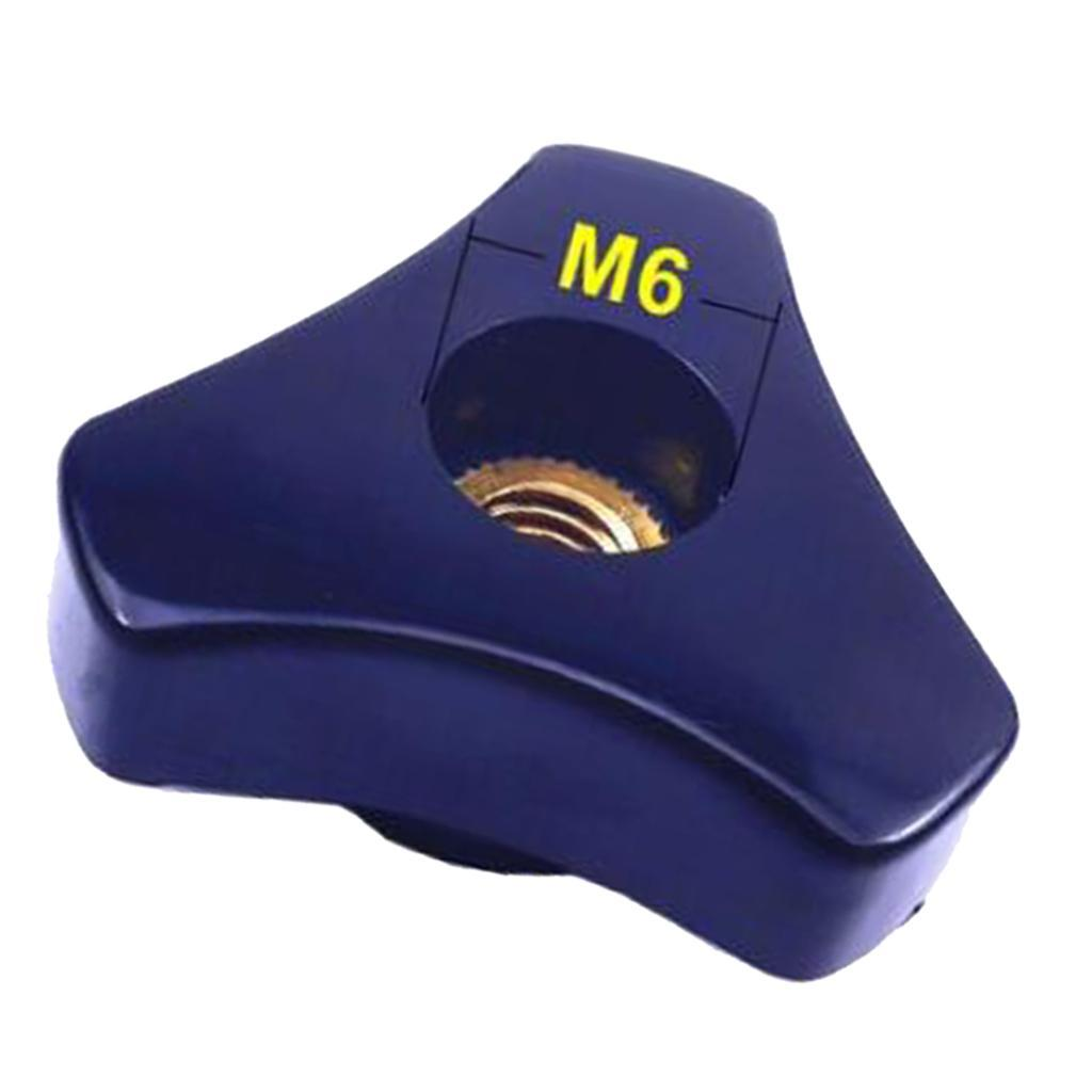 1pc-Aluminium-Threaded-Rod-Connecting-Nuts-Bar-M8-M6-100mm-Length thumbnail 3