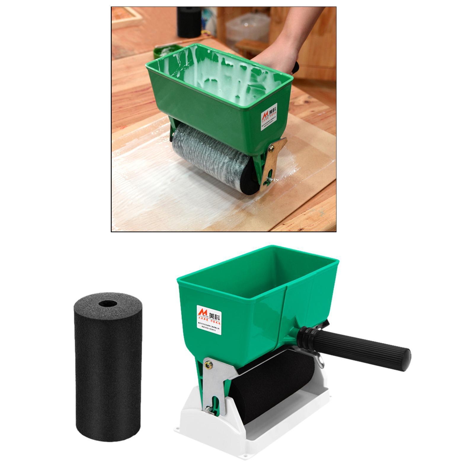 miniatura 31 - 180mL/320mL Portatile Colla Applicatore Rullo Professionale Rivestito Colla
