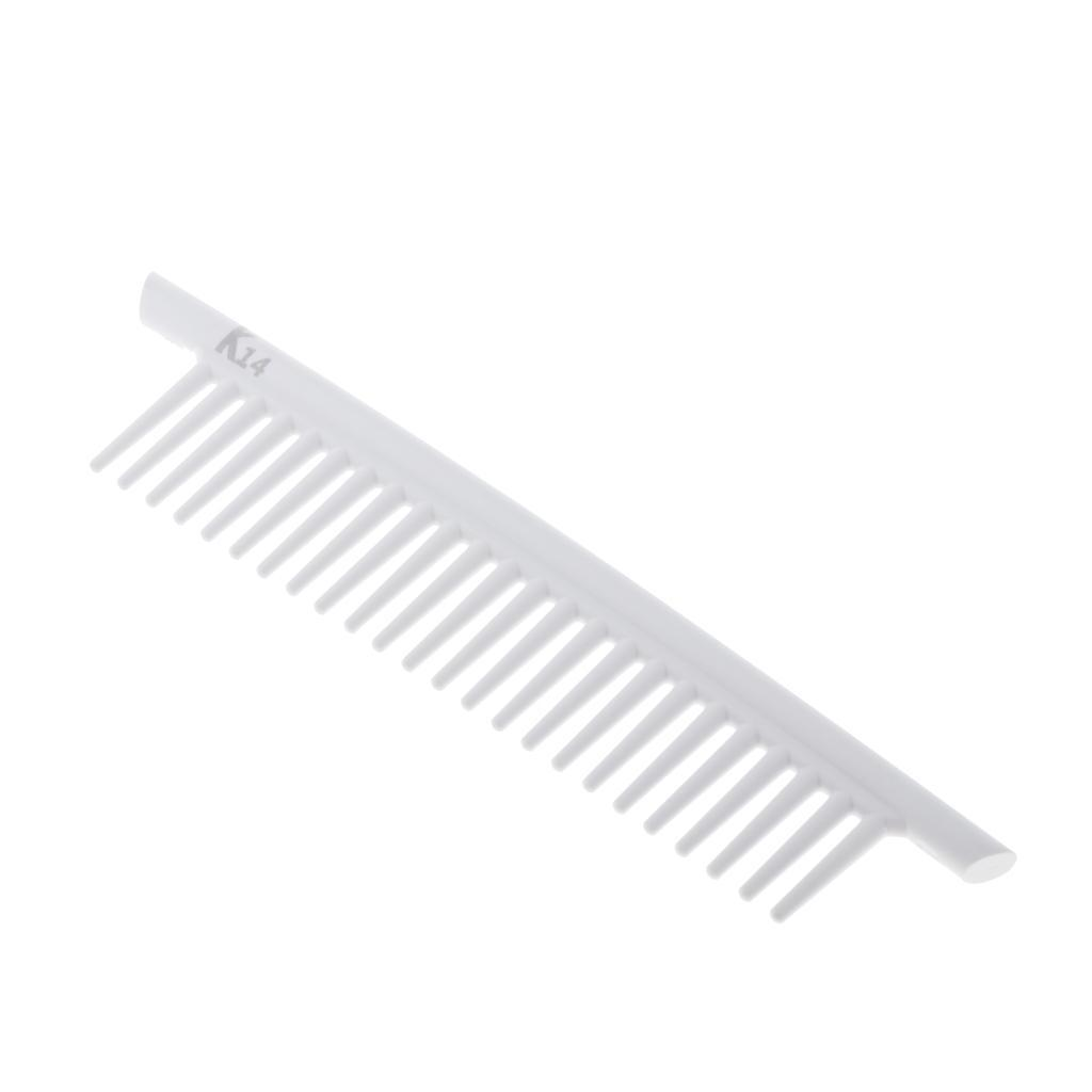 Barber-Anti-static-Wide-Tooth-Detangling-Shampoo-Shower-Comb-Wet-Dry-Use thumbnail 9