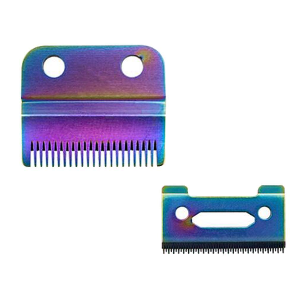 2x-pezzi-di-ricambio-per-lame-di-ricambio-per-tagliacapelli miniatura 7