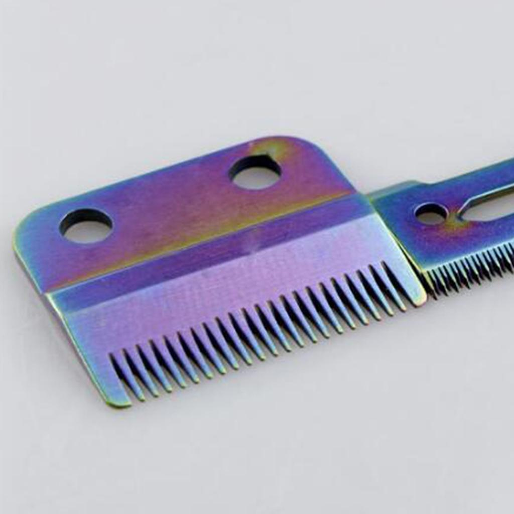 miniatura 6 - Lama per tagliacapelli da barba da 2 lotti antiruggine