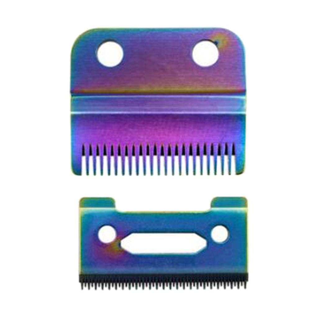 2x-pezzi-di-ricambio-per-lame-di-ricambio-per-tagliacapelli miniatura 6