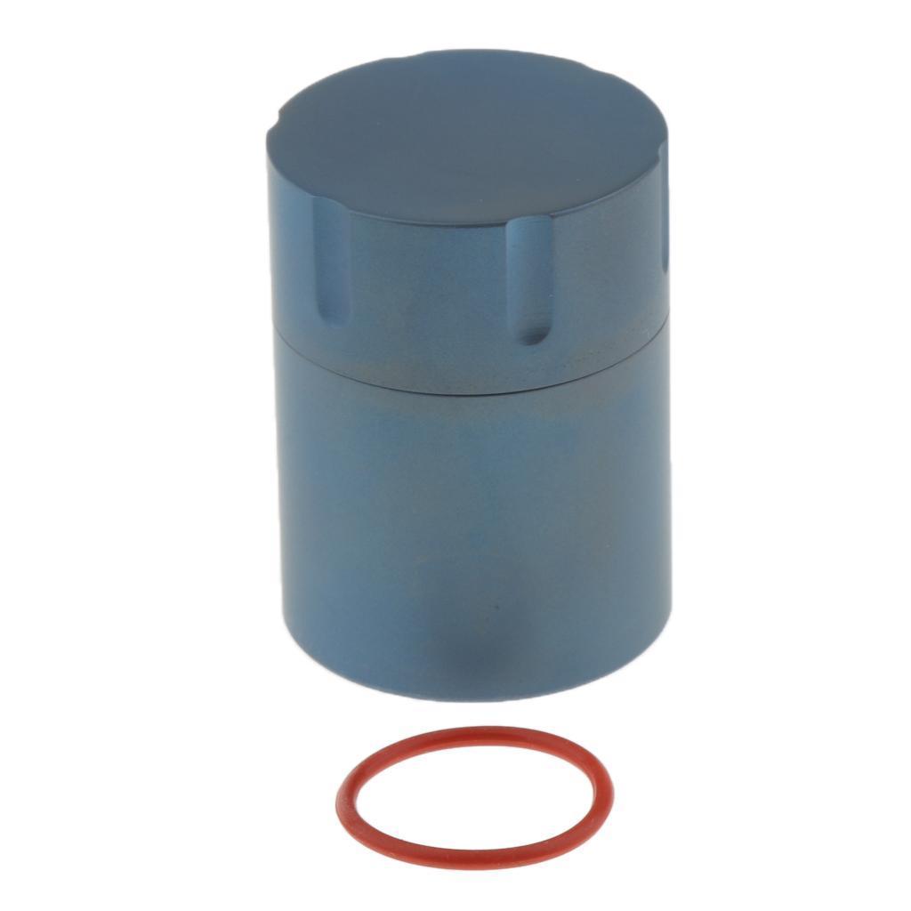 Titanium-Survival-Waterproof-Capsule-Pill-Case-Box-Tablets-Storage-Container thumbnail 21