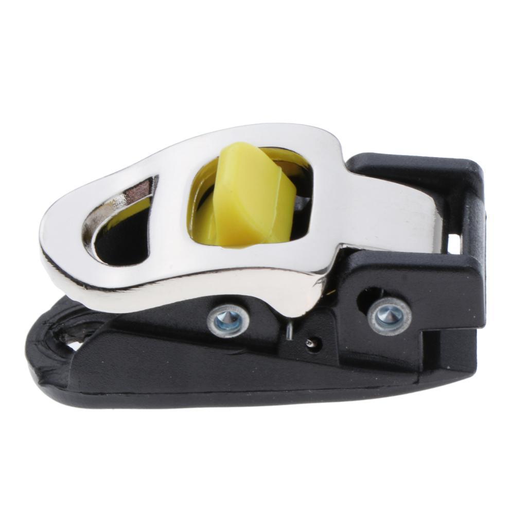 Inline-Skate-Fibbia-Durevole-Skate-fibbia-parti-di-riparazione miniatura 4