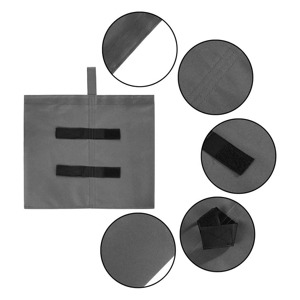 Im-freien-Wasserdichte-Gewicht-Sand-Tasche-fuer-Strand-Pavillon-Baldachin-Zelt Indexbild 34