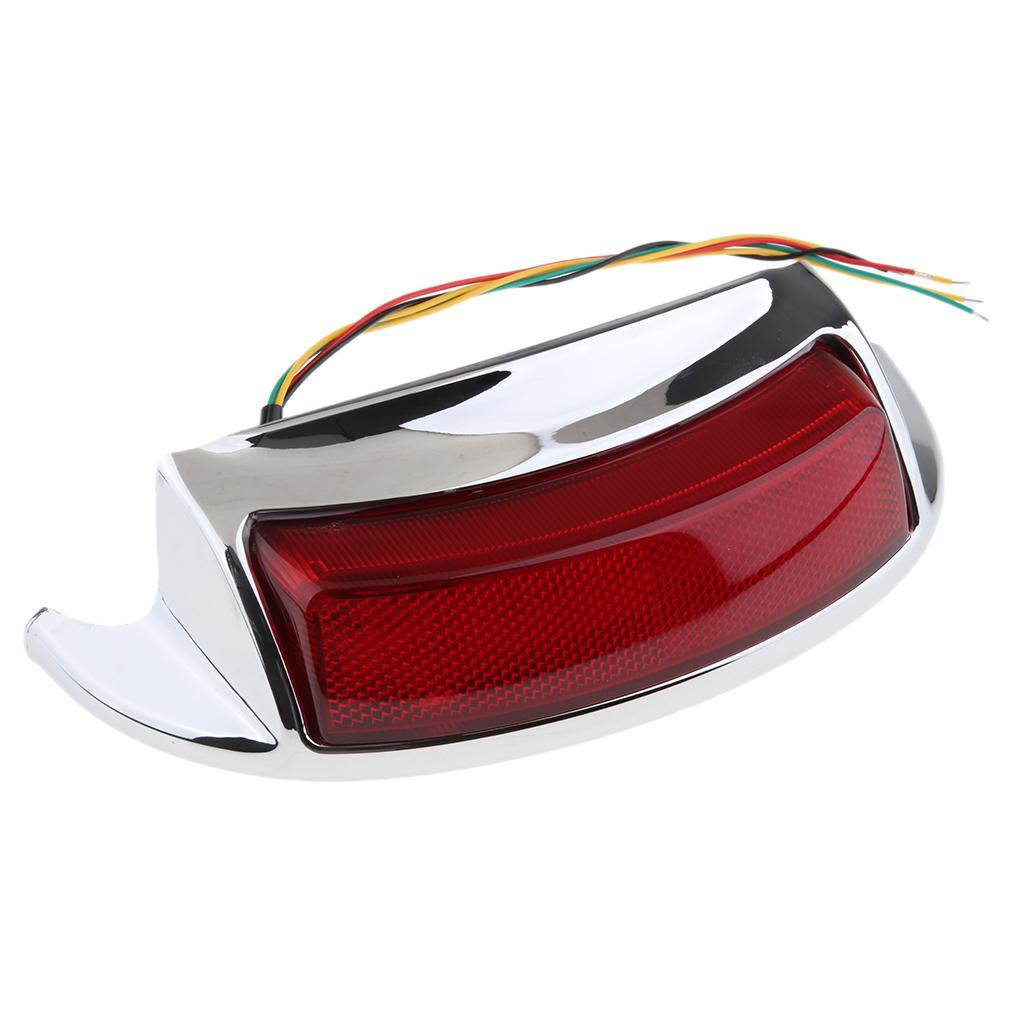 Motorcycle-Rear-Tail-Brake-light-Stop-Running-Light-For-Harley miniature 26
