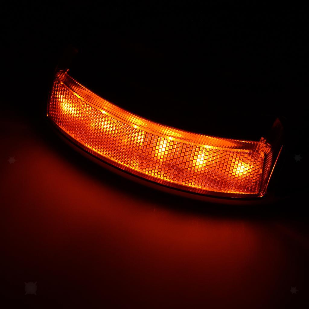 Motorcycle-Rear-Tail-Brake-light-Stop-Running-Light-For-Harley miniature 21