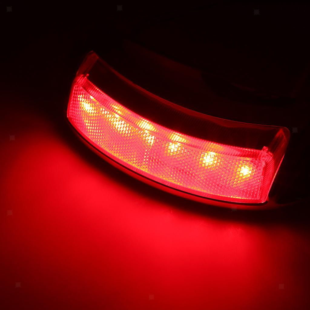 Motorcycle-Rear-Brake-Tail-Light-Stop-Running-Lamp-For-Harley miniature 22