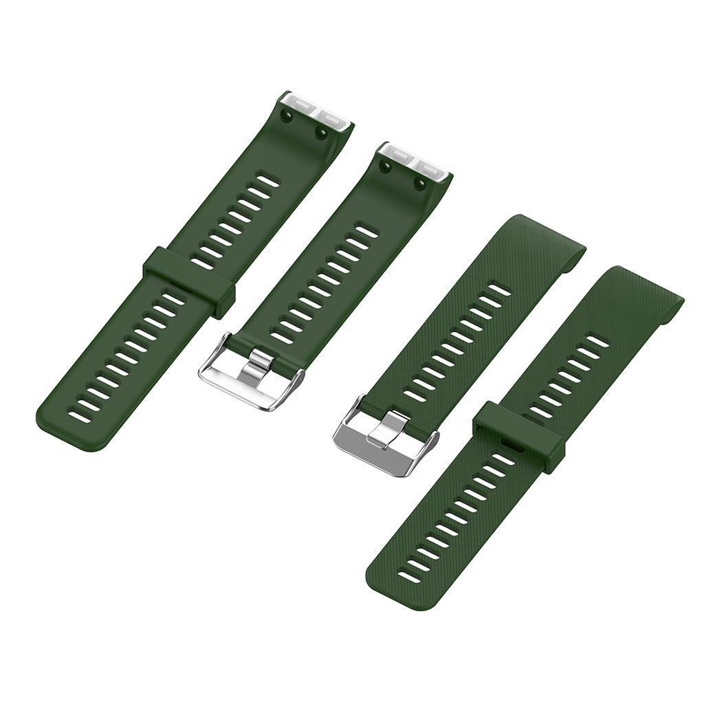 Unisex-Samrt-Watch-Strap-Bracelet-Silicone-Rubber-Band-for-Garmin-Forerunner thumbnail 21