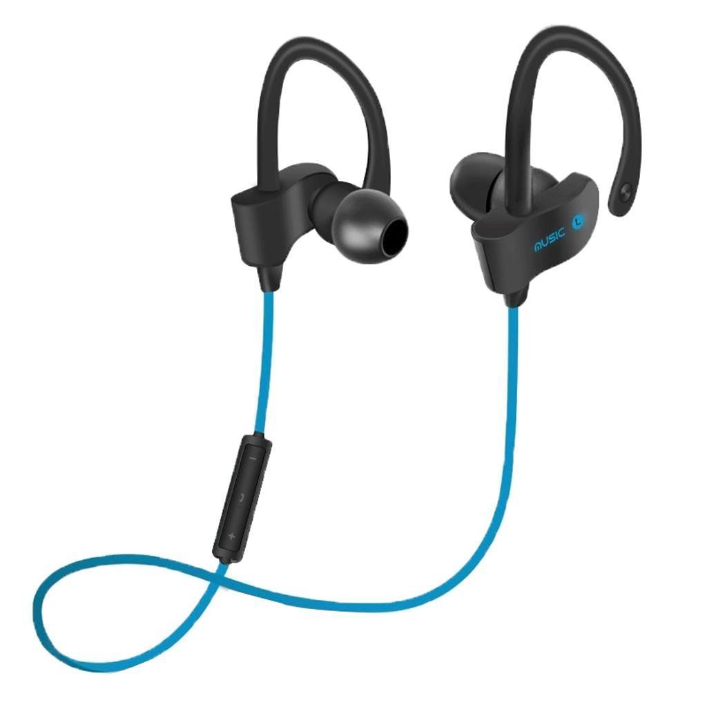 Cuffie-Senza-Fili-Bluetooth-Auricolari-Sportivi-Stereo-HiFi-Con-Microfono miniatura 6