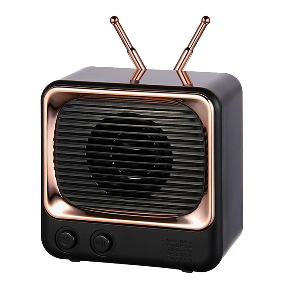 Retro-FM-Radio-Vintage-Bluetooth-Speaker-900mAh-Battery-Capacity-with-Best-Sound thumbnail 6