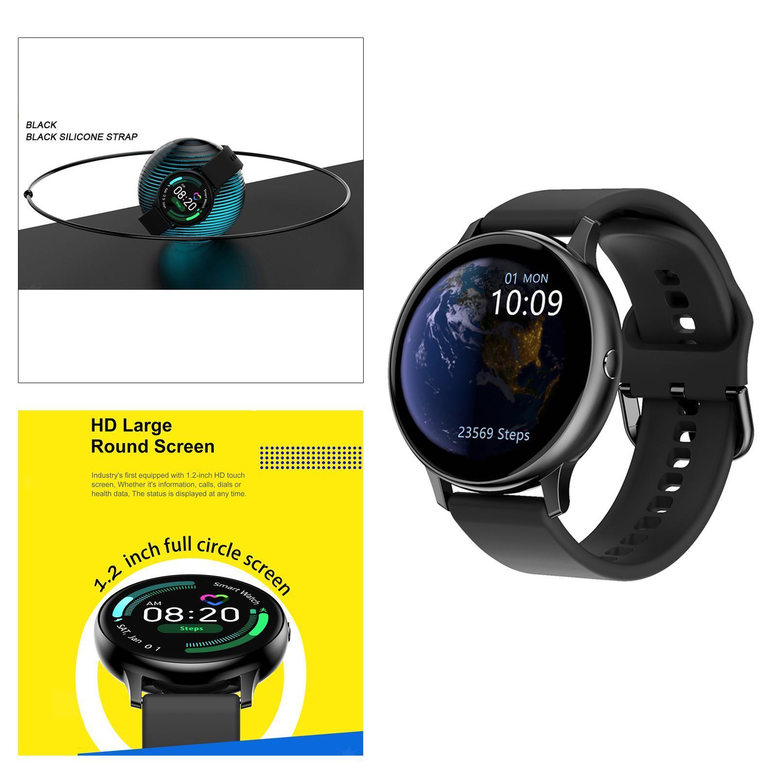Indexbild 6 - Neue DT88 PRO Smart Uhr Herzfrequenz EKG Monitor Smartwatch für IOS Android