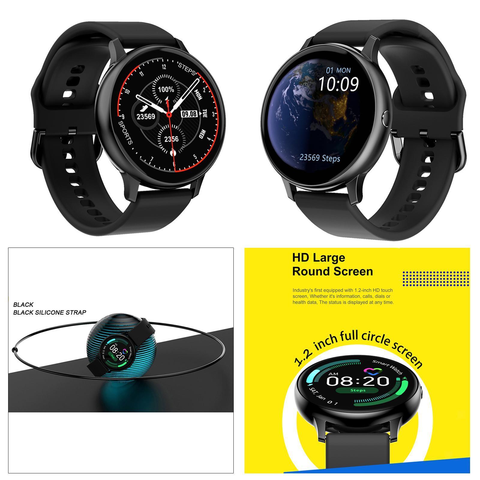 Indexbild 12 - Neue DT88 PRO Smart Uhr Herzfrequenz EKG Monitor Smartwatch für IOS Android