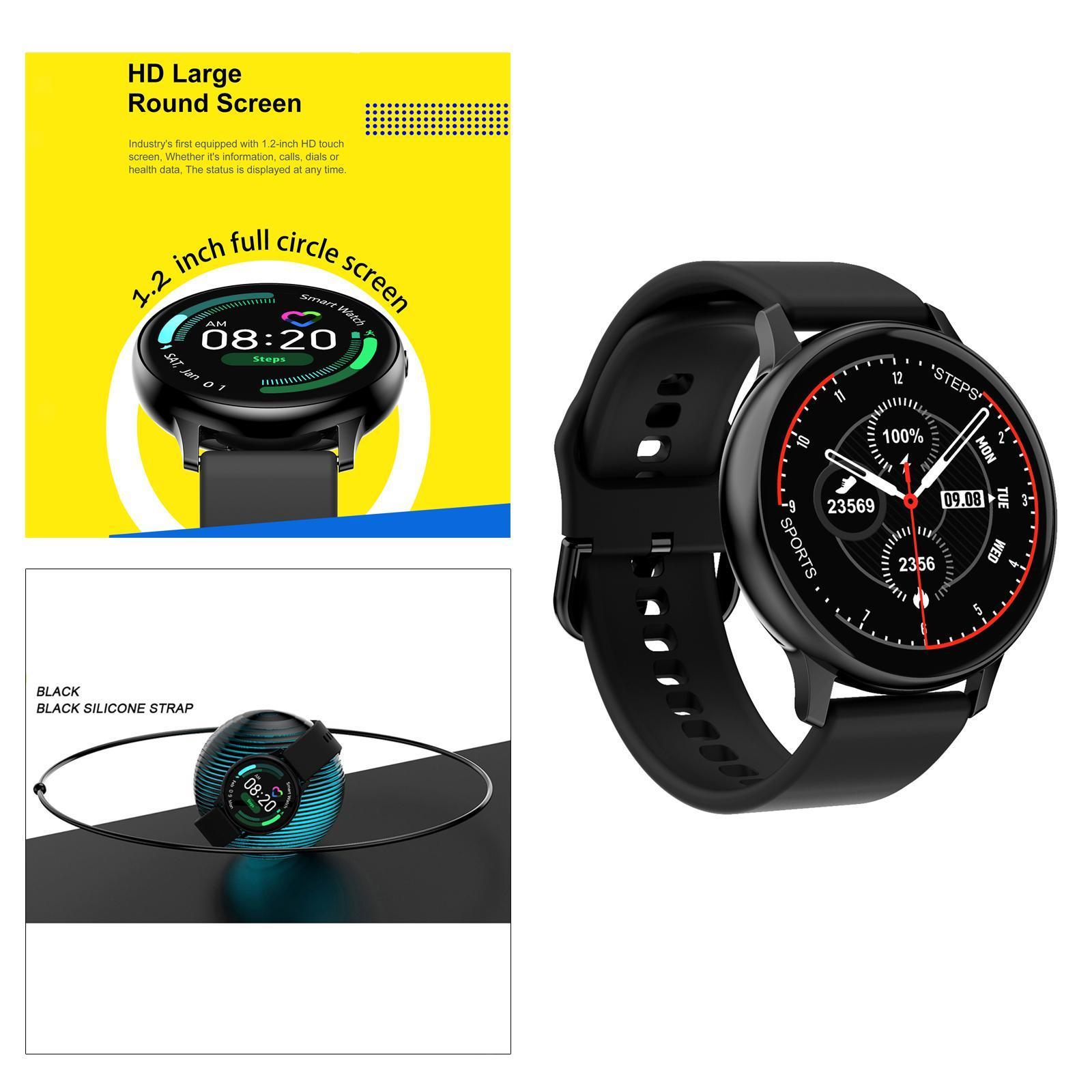 Indexbild 4 - Neue DT88 PRO Smart Uhr Herzfrequenz EKG Monitor Smartwatch für IOS Android
