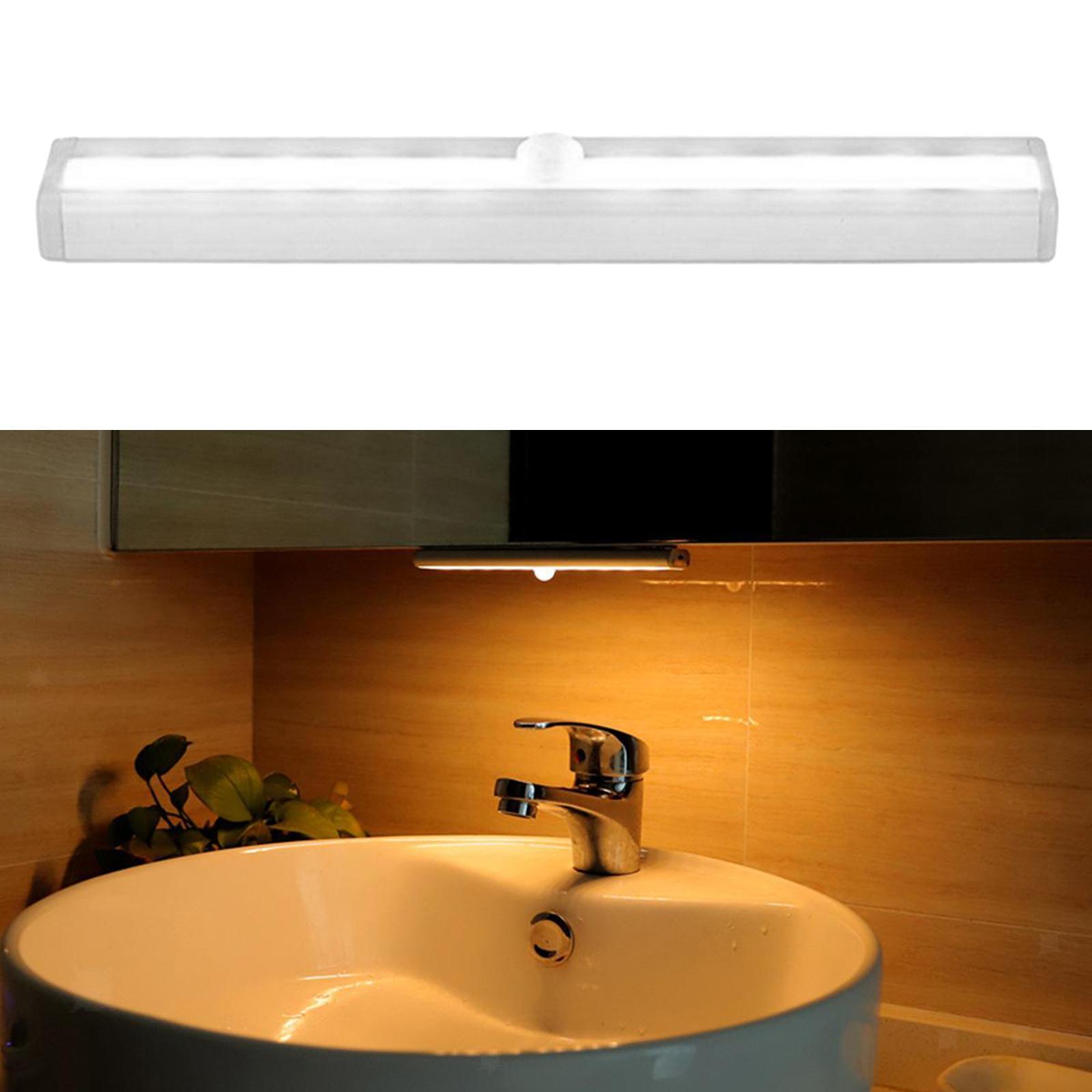 miniatura 11 - Lampada da parete a LED con sensore di movimento camera da letto armadio armadio