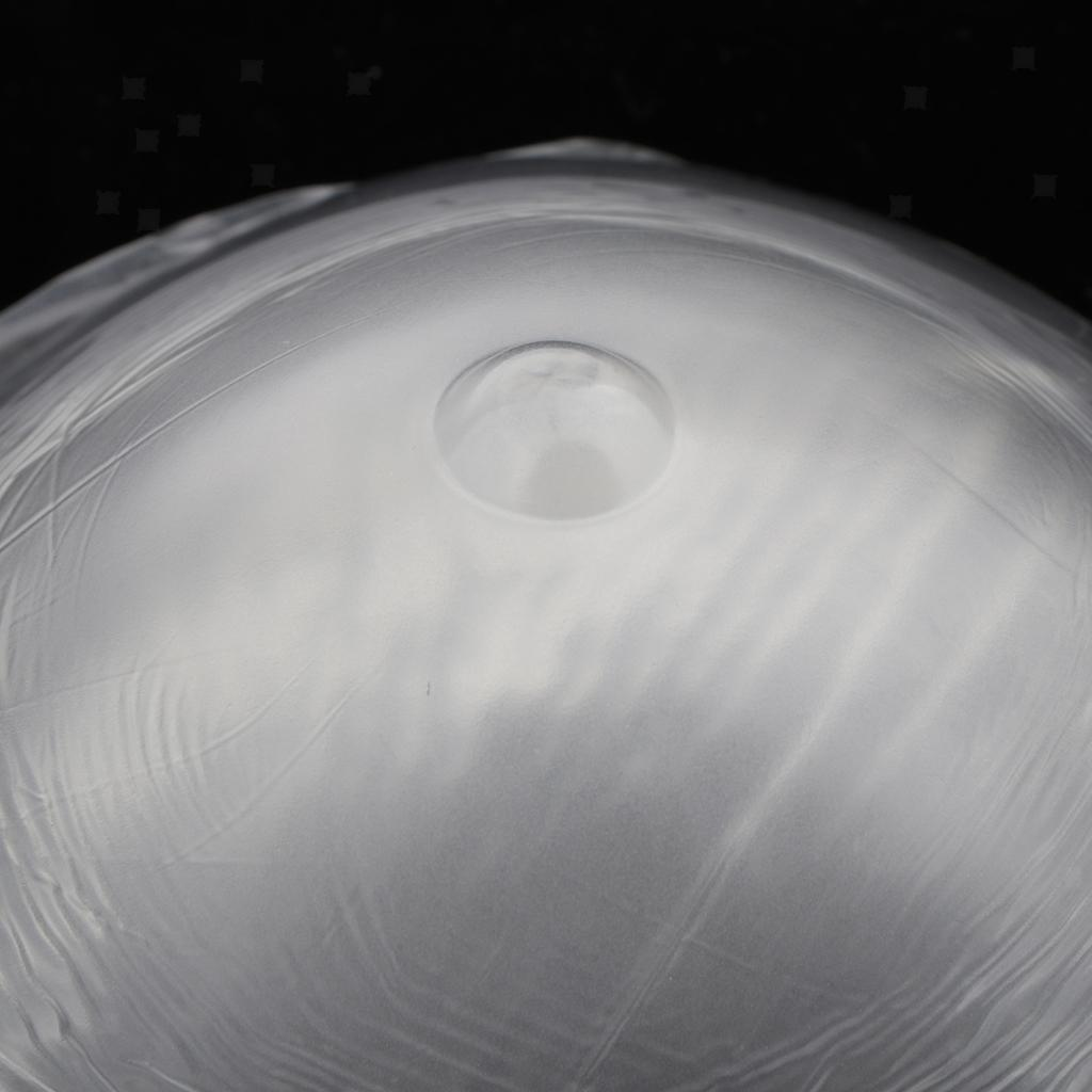 1 Paar Transparente Silikonbrüste Brustprothesen Realistische BH-Einlagen