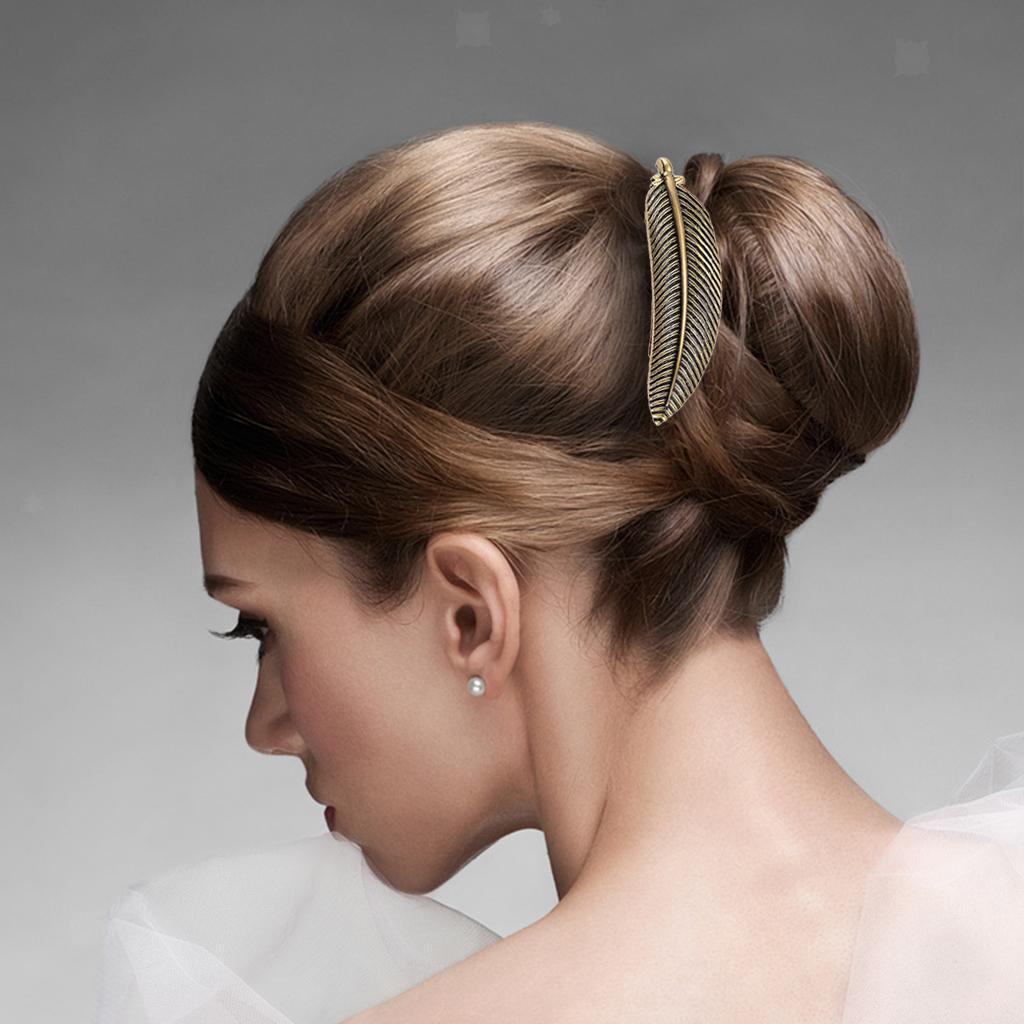 Barettes-Pince-a-Cheveux-Celtique-en-Alliage-Accessoires-de-Cheveux-Parfaite miniature 9