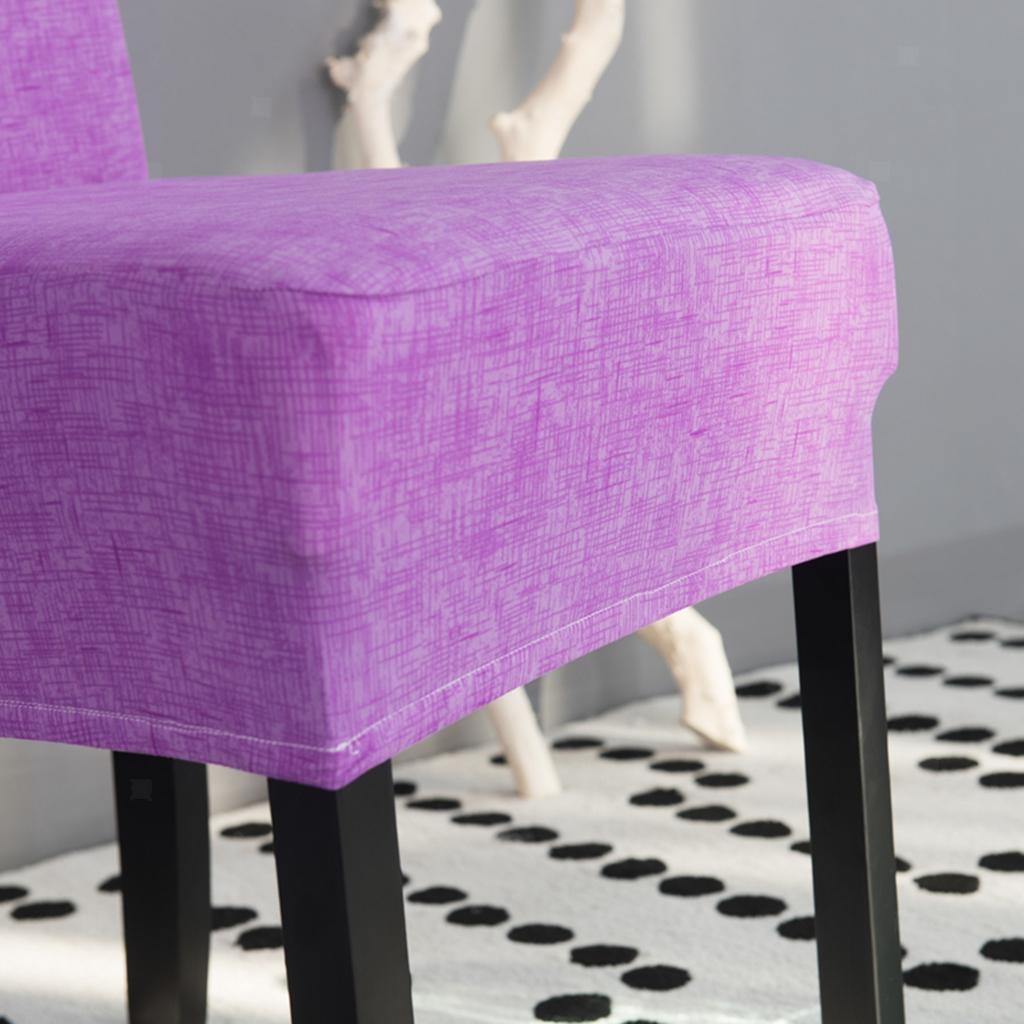 2pcs-chaise-de-salle-a-manger-a-dos-court-couvre-tabouret-de-comptoir-de-bar miniature 10