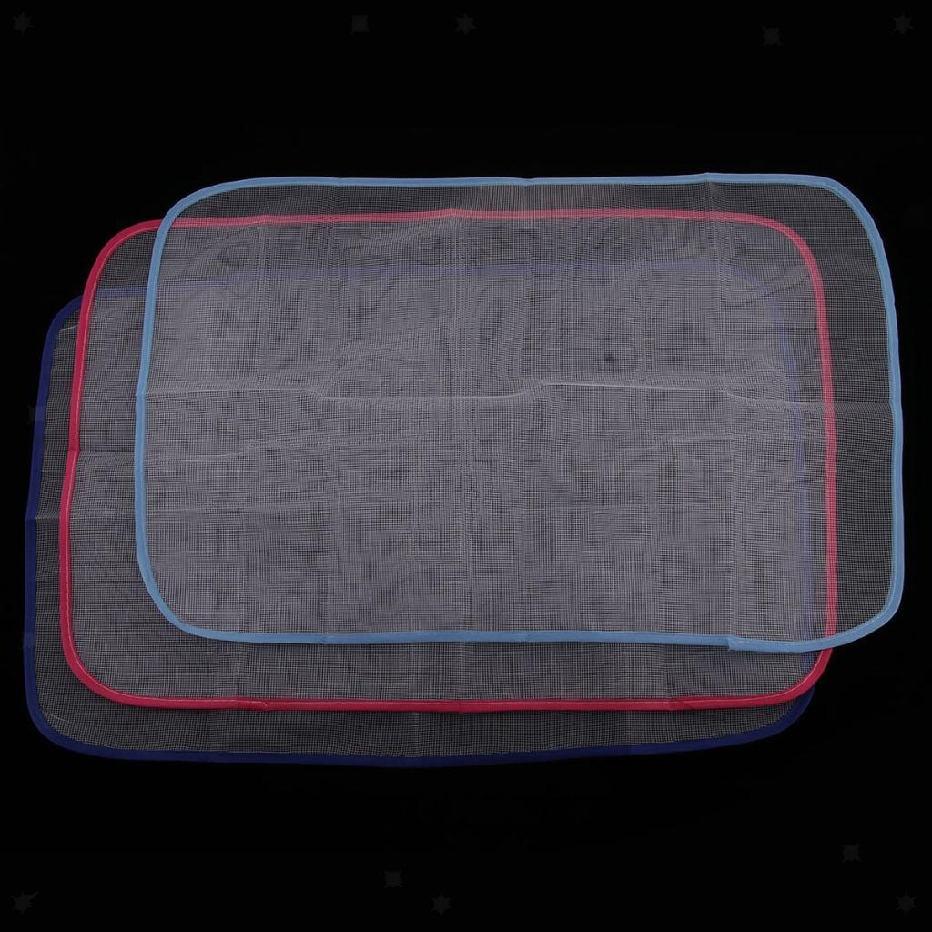 miniatura 4 - 3 pezzi di copertura per asse da stiro protettiva pressa protezione panno da