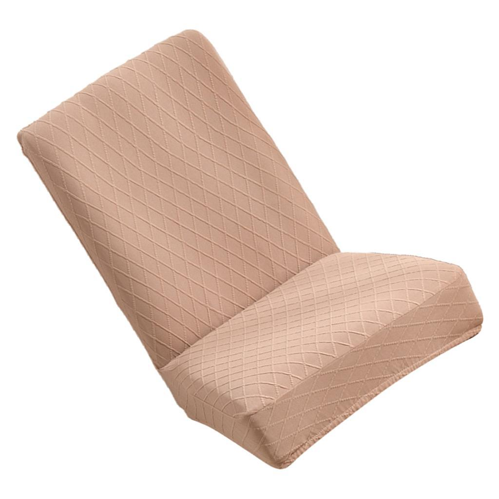 Stretch-Chair-Seat-Cover-Washable-Removable-Decor-Dining-Room-Slipcovers thumbnail 23