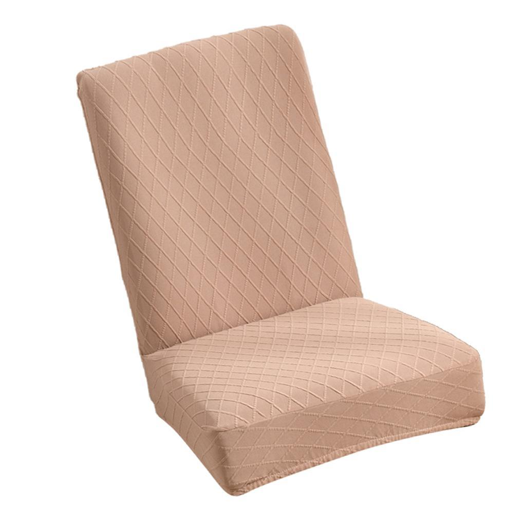 Stretch-Chair-Seat-Cover-Washable-Removable-Decor-Dining-Room-Slipcovers thumbnail 26