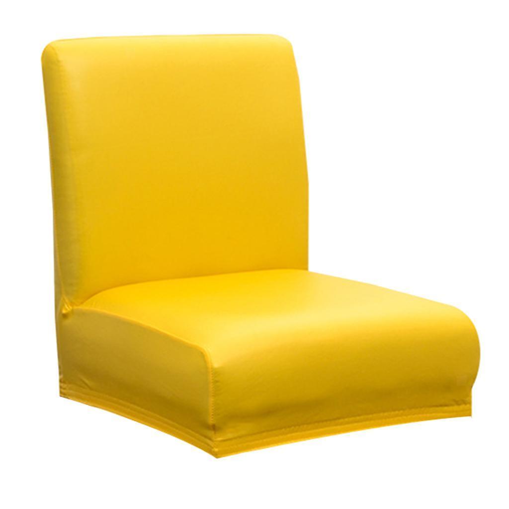 Housse-de-chaise-de-salle-a-manger-extensible-Housse-de-protection-pour miniature 9