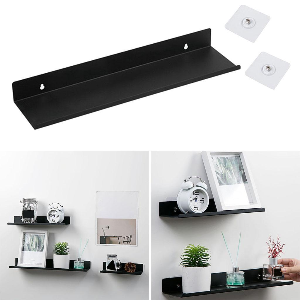 miniatura 27 - Durevole In Acciaio Al Carbonio Mensola Mobile Rack per la Casa