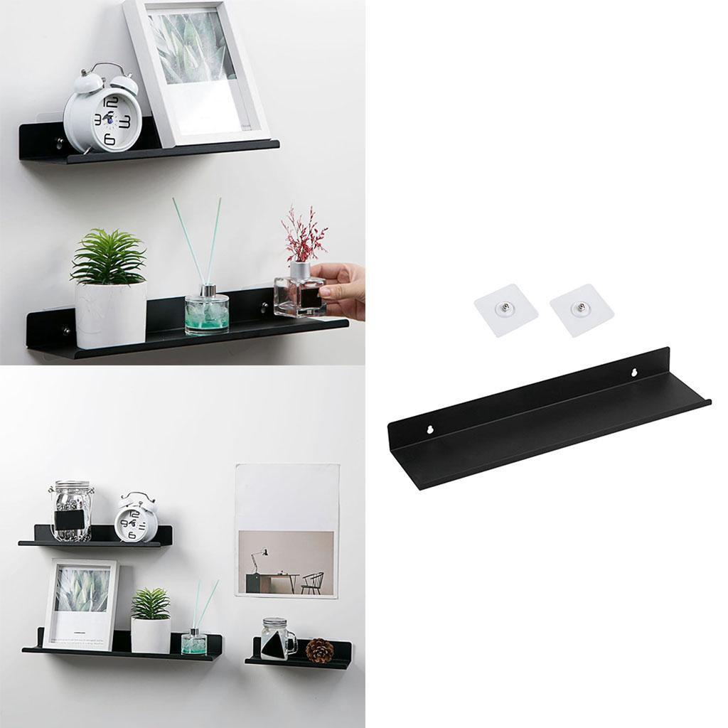 miniatura 24 - Durevole In Acciaio Al Carbonio Mensola Mobile Rack per la Casa